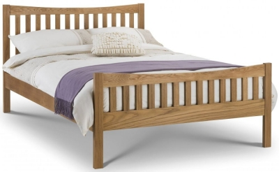 Julian Bowen Bergamo 4ft 6in Double Bed