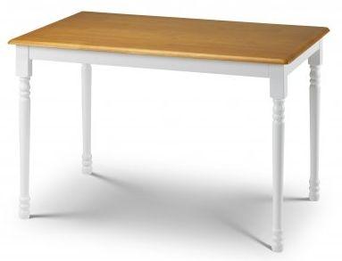 Julian Bowen Oslo Oak Dining Table