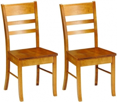 Julian Bowen Consort Dining Chair (Pair)