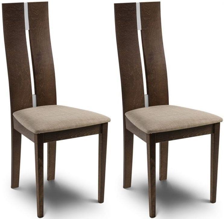Julian Bowen Cayman Dining Chair (Pair)