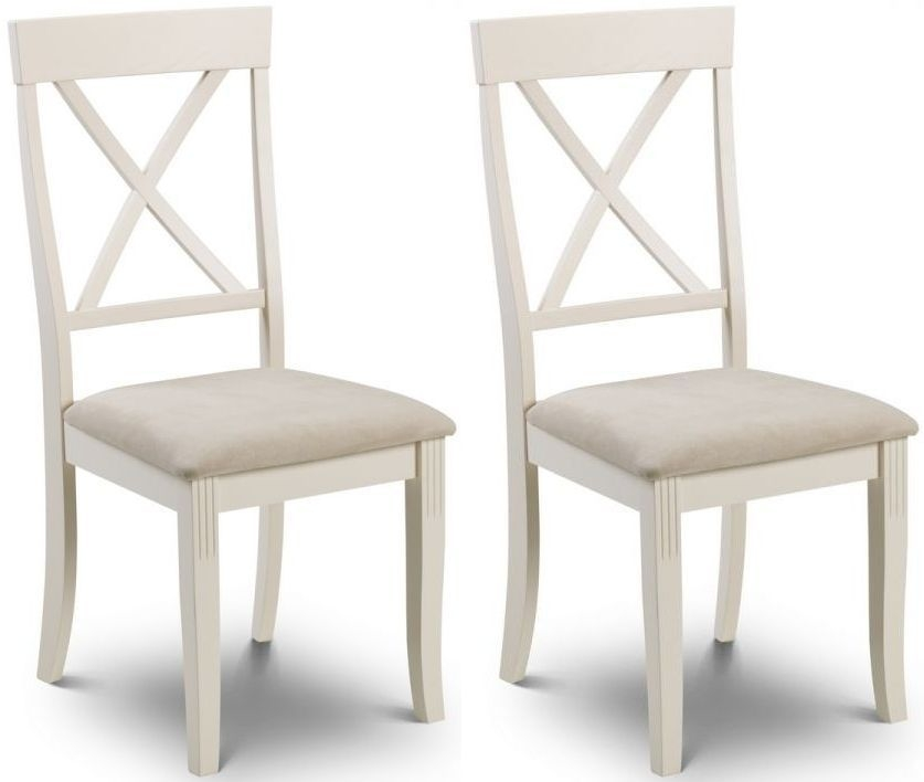 Julian Bowen Davenport Dining Chair (Pair)
