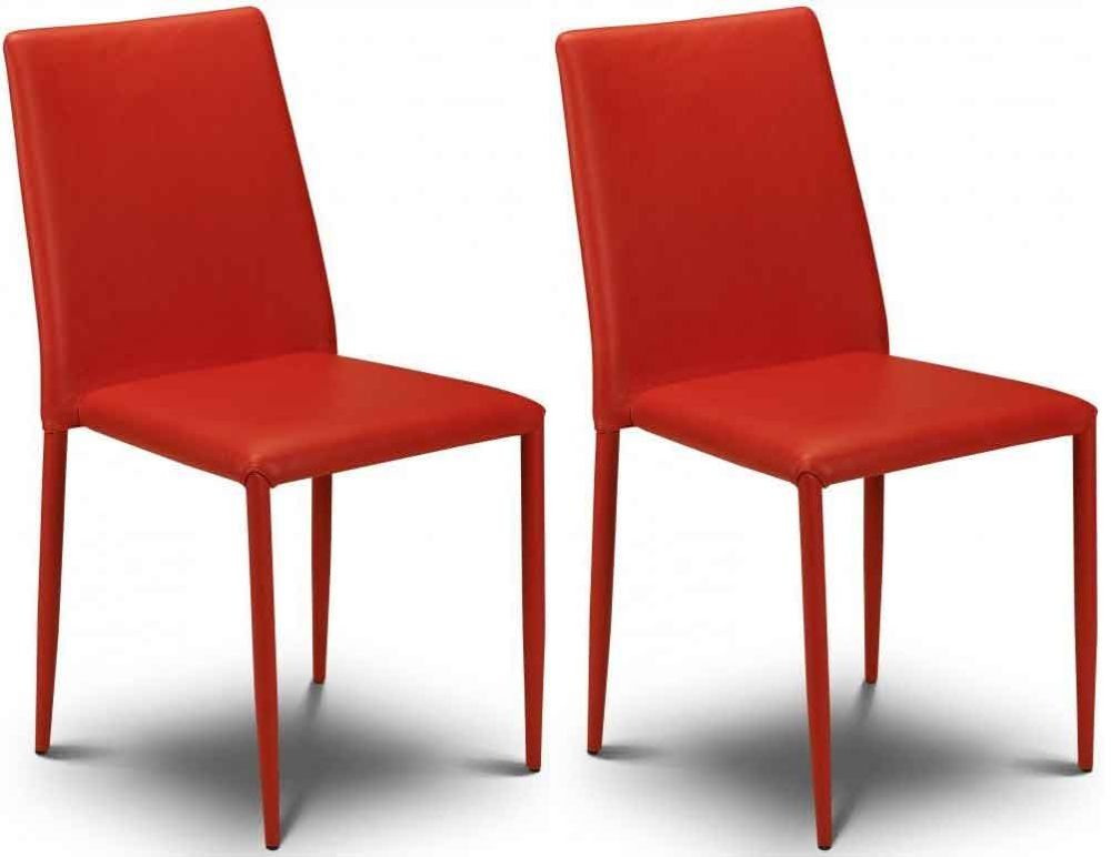 red dining chairs find every shop in the world selling original stacking 28505