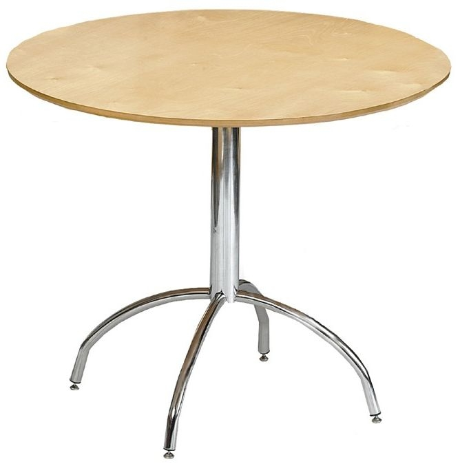 Julian Bowen Mandy Maple Dining Table