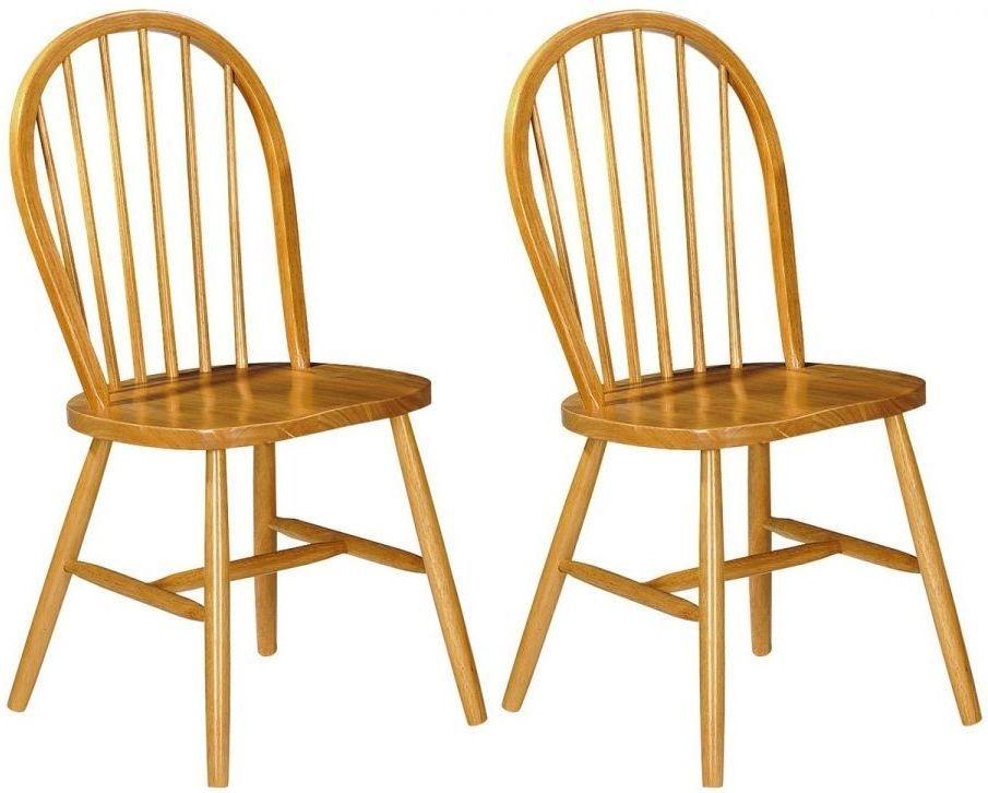 Julian Bowen Windsor Dining Chair (Pair)