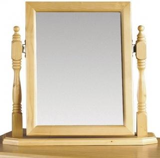 Julian Bowen Pickwick Pine Dressing Mirror