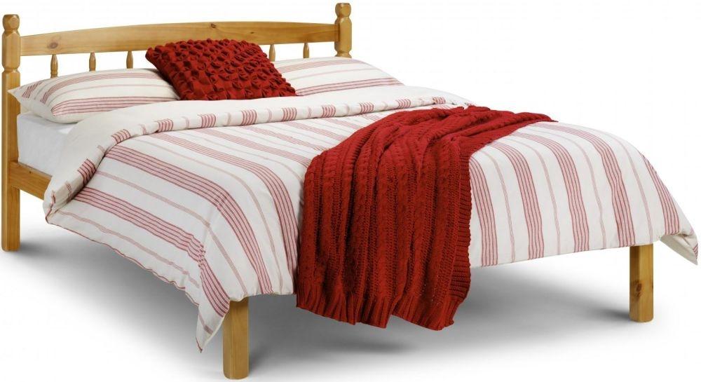 Julian Bowen Pickwick Pine Bed