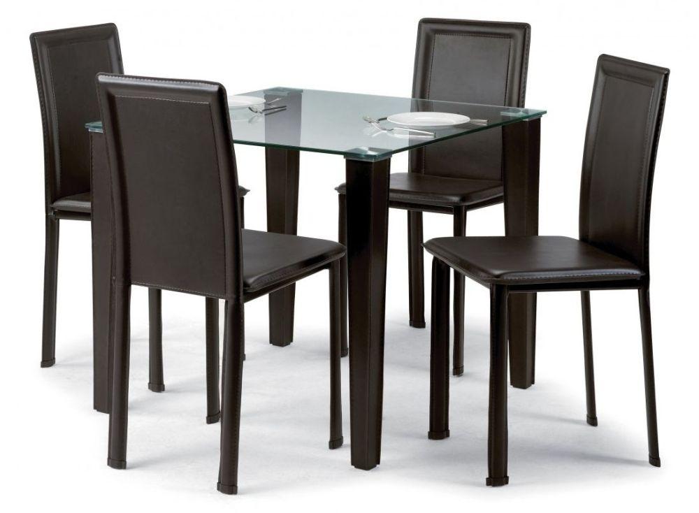 Julian Bowen Quattro Dining Table