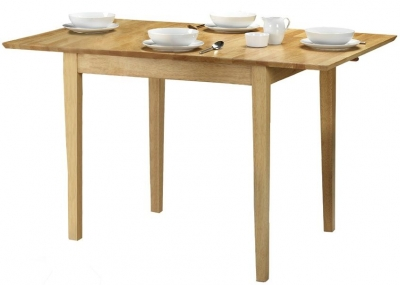 Julian Bowen Rufford Extending Dining Table