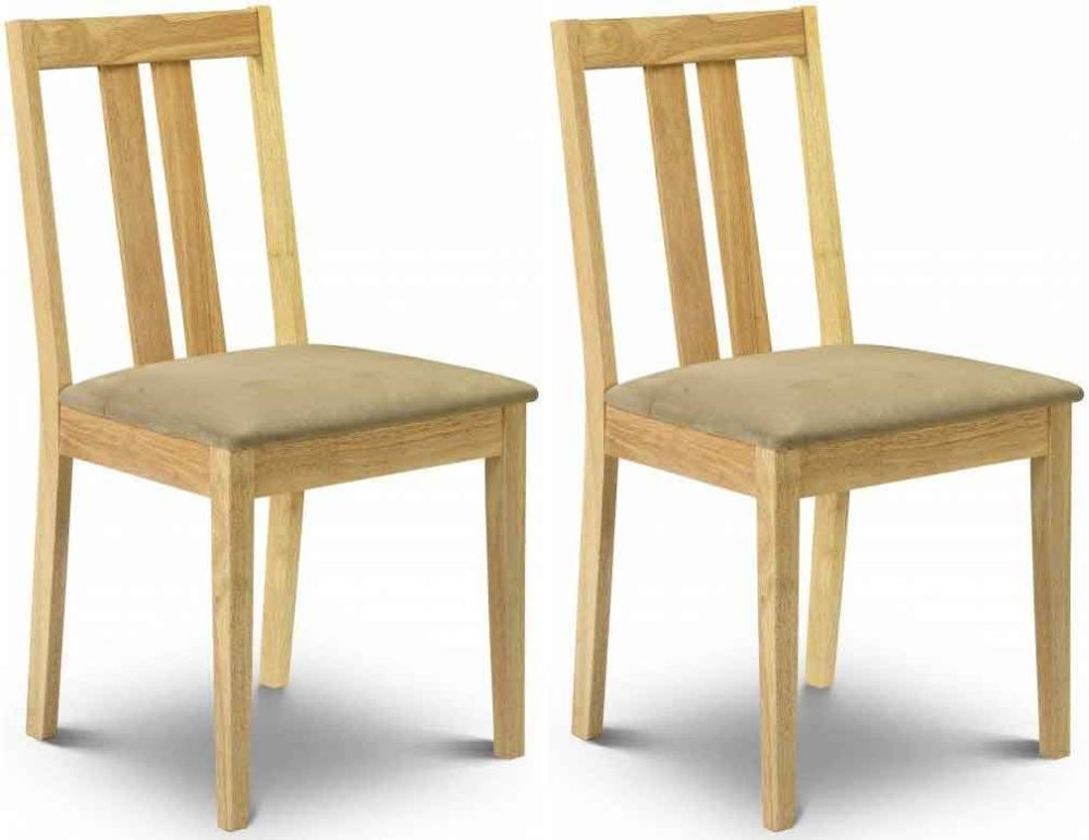 Julian Bowen Rufford Dining Chair (Pair)