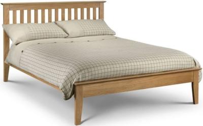 Julian Bowen Salerno Oak Bed