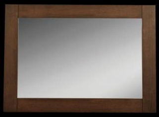 Julian Bowen Santiago Wenge Mirror