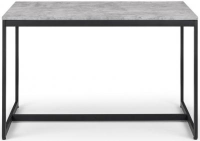 Julian Bowen Staten Faux Concrete Dining Table