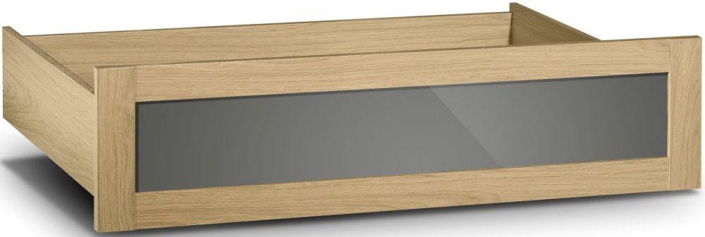 Julian Bowen Strada Light Oak Underbed Drawer