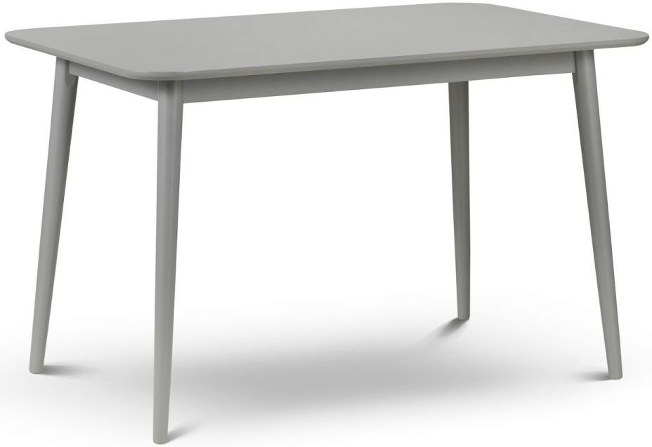 Julian Bowen Torino Lunar Grey Dining Table