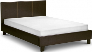 Julian Bowen Cosmo Faux Leather Bed