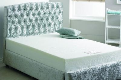 Kayflex Bronze 15cm Reflex Visco Memory Foam Ottoman Divan Bed