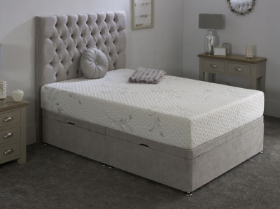 Kayflex K Zone Reflex Foam Density Divan Bed