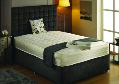 Kayflex Pocket Plush 1000 Pocket Springs Memory Foam Ottoman Divan Bed
