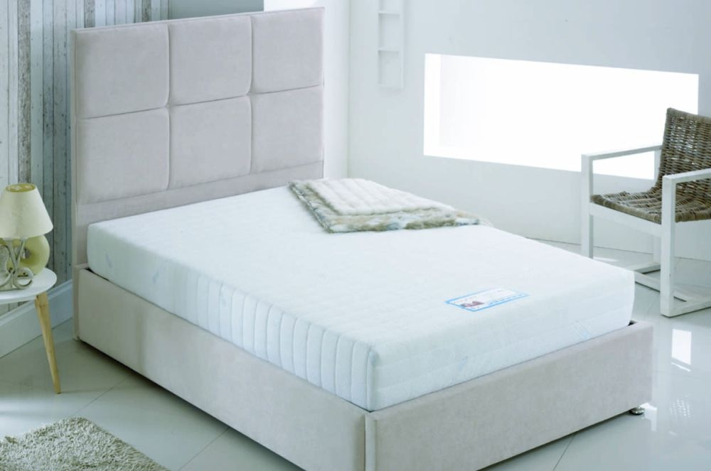 Kayflex Coolmax 15cm Reflex Visco Memory Foam Divan Bed