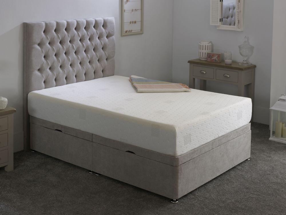 Kayflex K Latex 12.5cm Reflex Memory Foam Ottoman Divan Bed.jpg