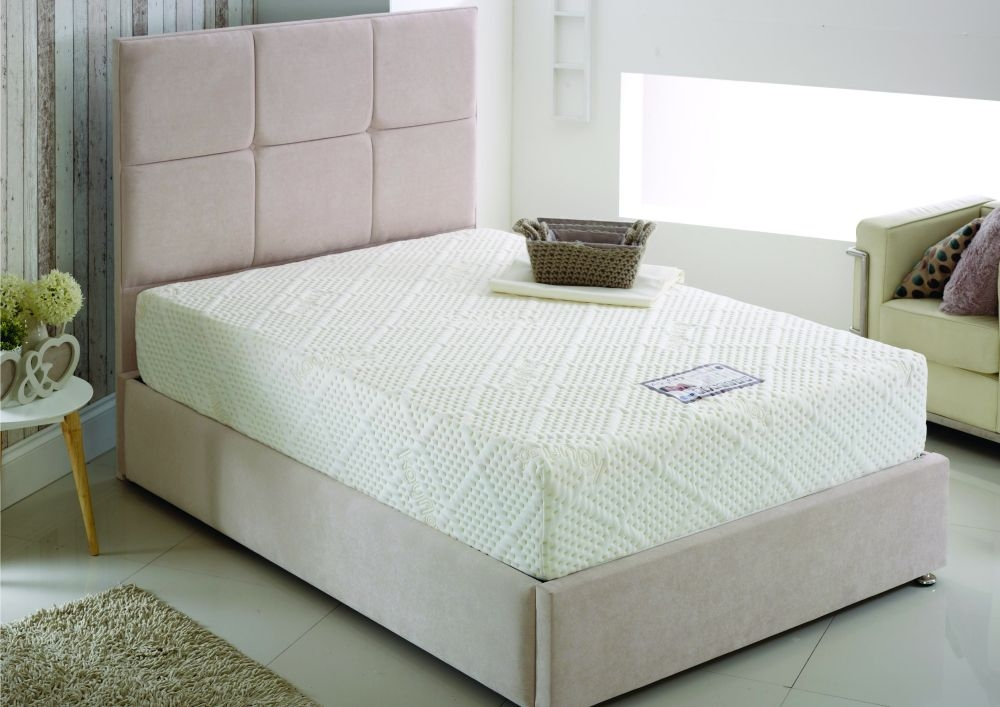 Kayflex Latex Pearl 28cm Pocket Sprung Divan Bed