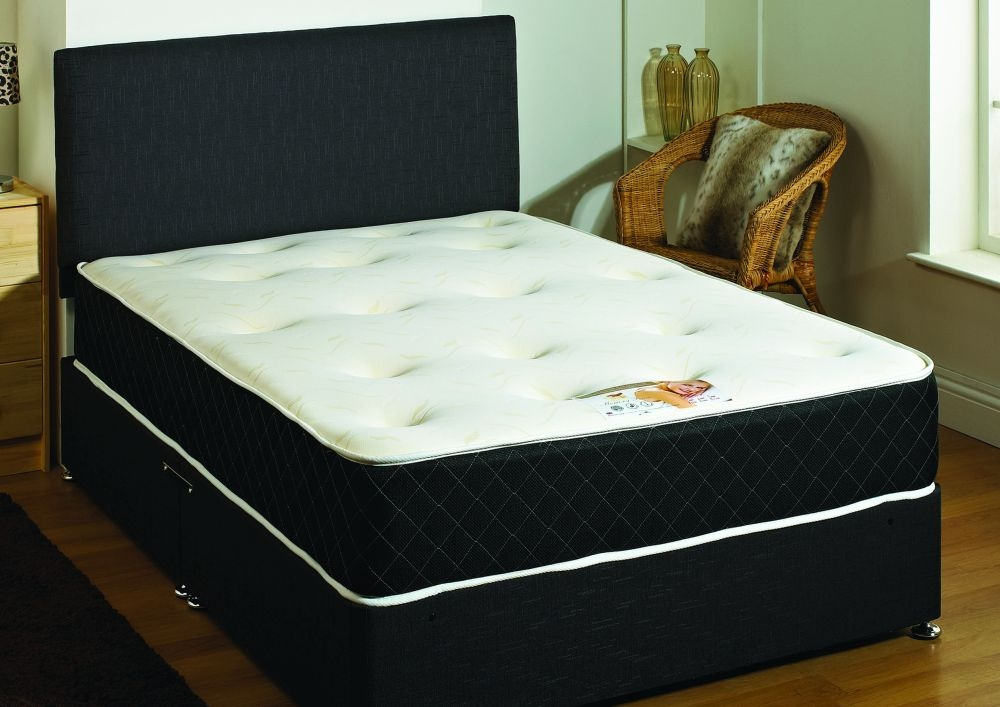 Kayflex Memory Collection Memory Foam Divan Bed