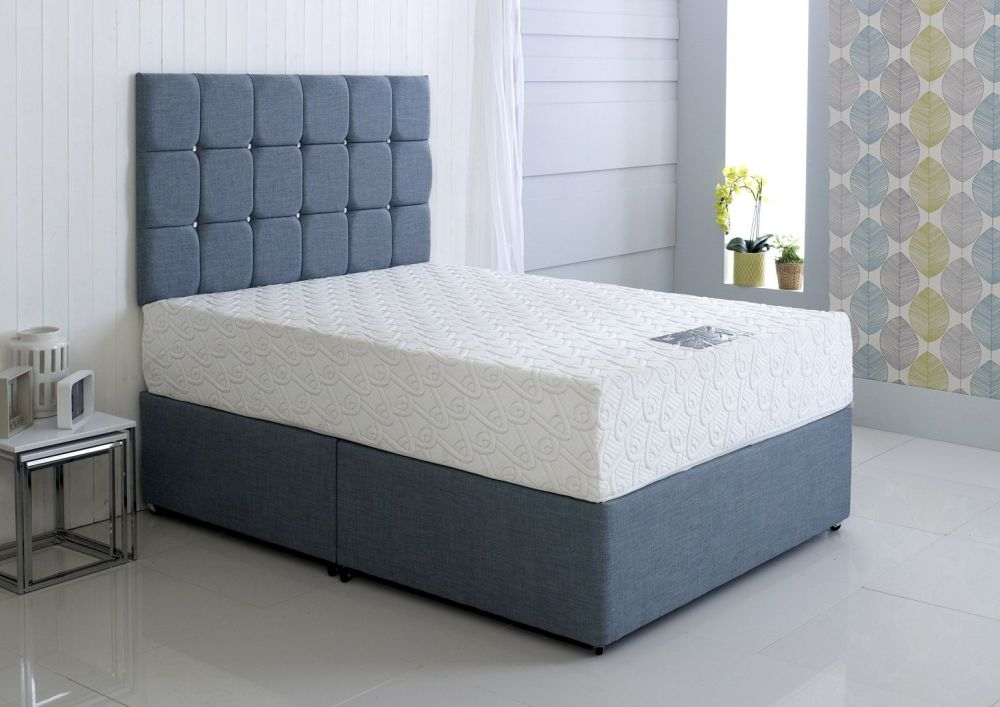 Kayflex Pocket Gel 1200 Pocket Sprung Ottoman Divan Bed