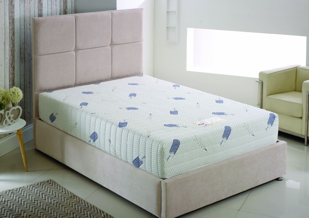 Kayflex Pure Sleep 1200 Pocket Visco Memory Pocket Sprung Divan Bed