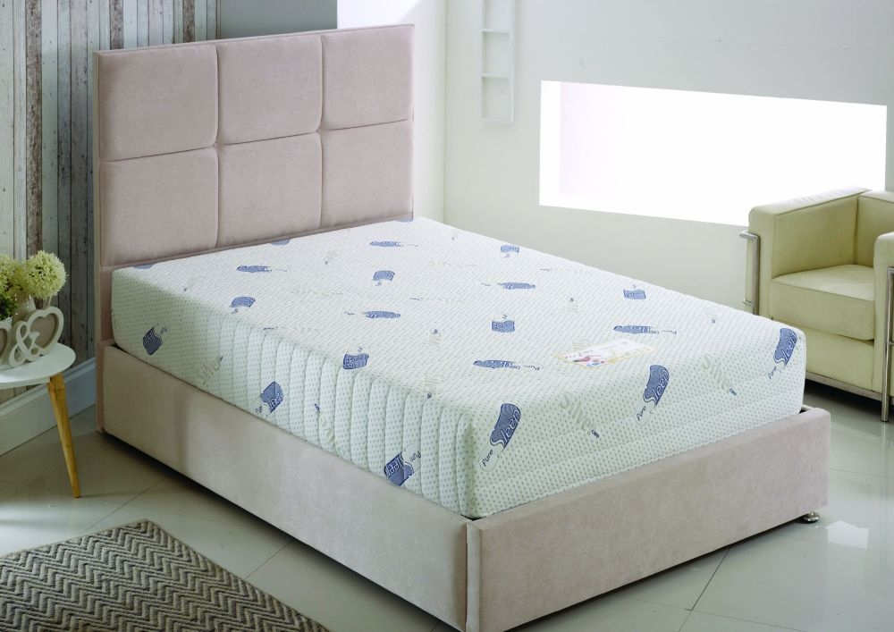 Kayflex Pure Sleep 1200 Pocket Visco Memory Pocket Sprung Ottoman Divan Bed.jpg