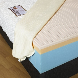 Latex Pearl 28cm Pocket Sprung Mattress