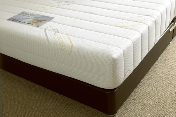 Thermocool 12.5cm Reflex Visco Memory Foam Mattress