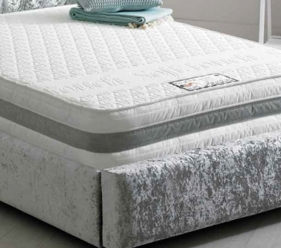 Soft Touch 1000 Pocket Sprung Memory Foam Mattress