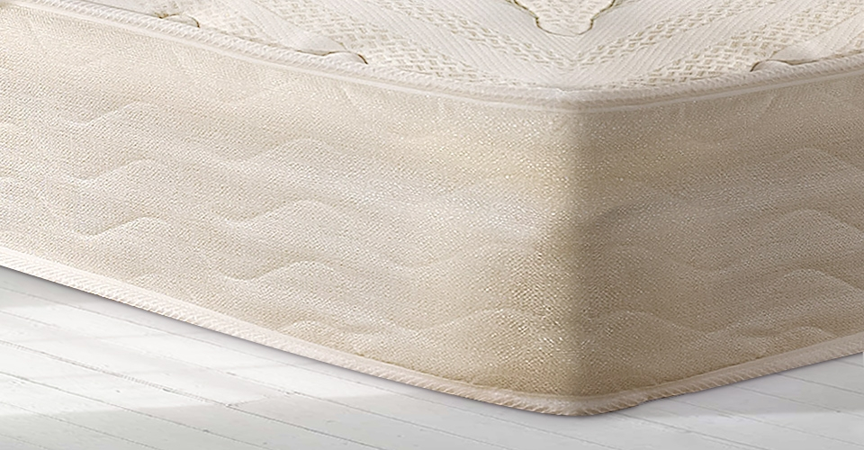 Pocket Plush 1000 Pocket Springs Memory Foam Mattress