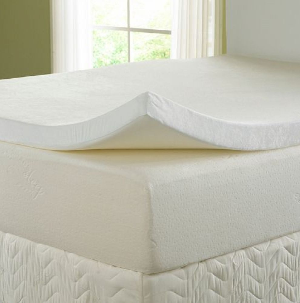 Mattress Topper 5cm Reflex Visco Memory