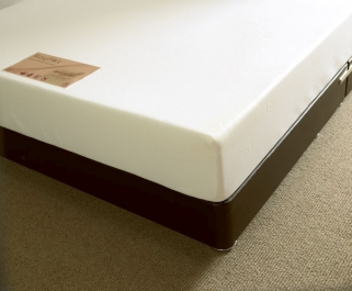 Bronze 15cm Reflex Visco Memory Foam Mattress