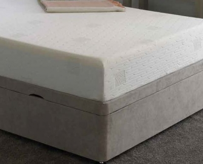 K Latex 12.5cm Reflex Memory Foam Mattress