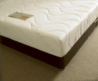 Natural Touch 15cm Reflex Foam Visco Memory Foam Mattress