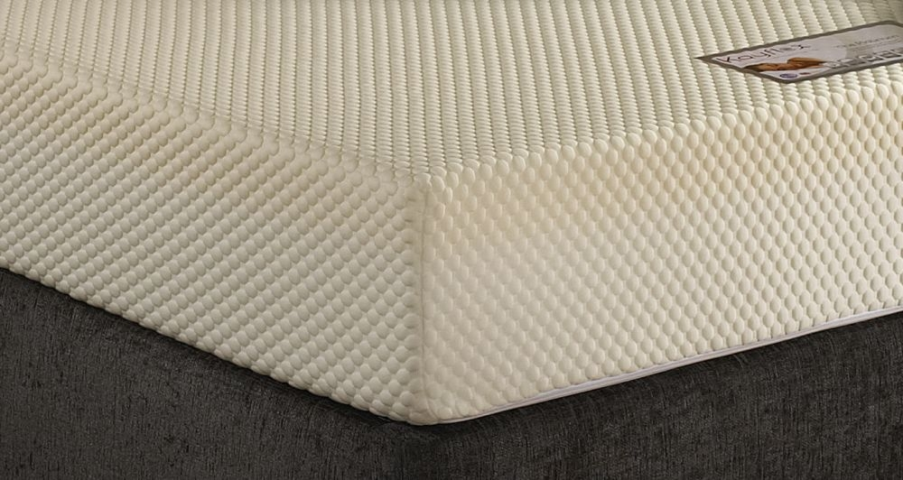 Platinum 17.5cm Reflex Visco Memory Foam Mattress