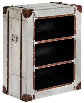 Chalfont Aviator Aluminium Shelf Unit