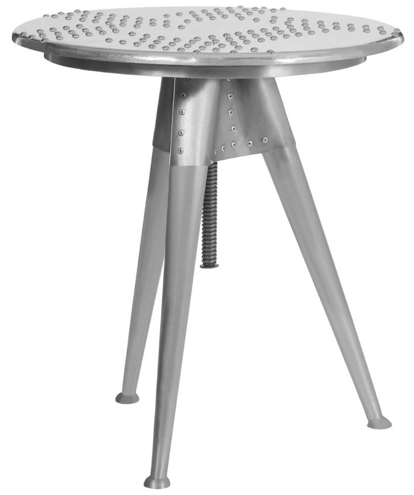 Chalfont Aviator Aluminium Side Table