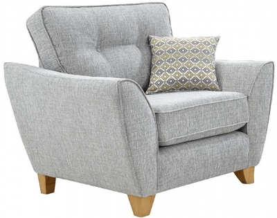 Lebus Ashley Fabric Armchair