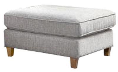Lebus Ashley Fabric Footstool