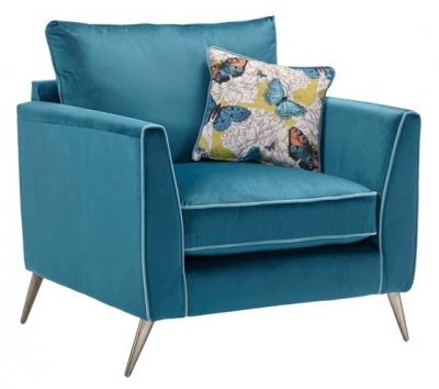 Lebus Bennett Fabric Armchair