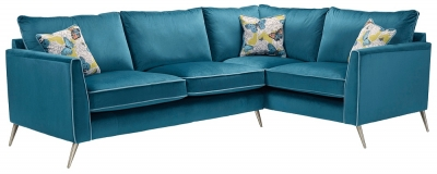 Lebus Bennett Fabric Corner Chaise