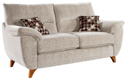 Lebus Billie 2 Seater Fabric Sofa
