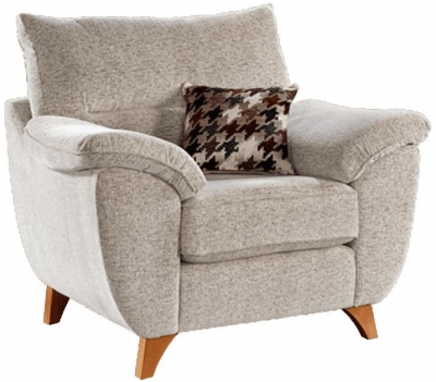 Lebus Billie Fabric Armchair