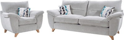 Lebus Billie Fabric Sofa Suite