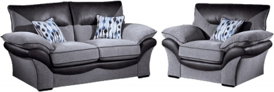 Lebus Chloe 2+1 Seater Fabric Sofa
