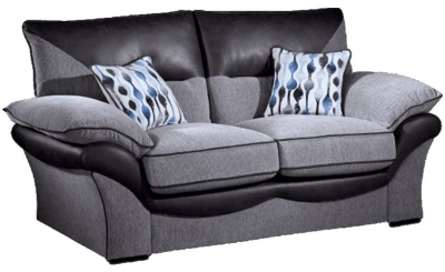 Lebus Chloe 2 Seater Fabric Sofa