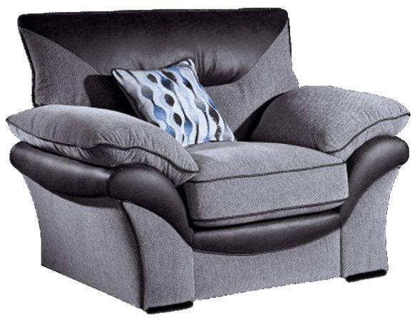 Lebus Chloe Fabric Armchair